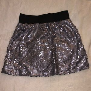 Women's Sequins Skirt